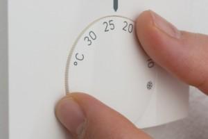 Thermostat-gesteuerte Heizlüfter